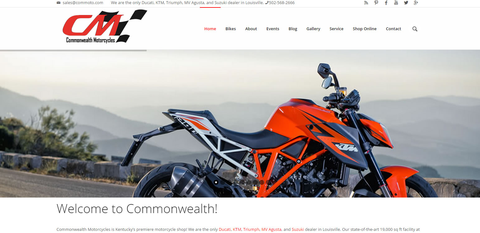 Case Study: Commonwealth Motorcycles