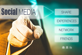 The top 6 amazing benefits of social media marketing
