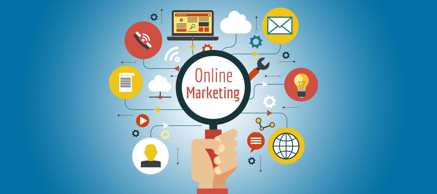 Ten Steps To Online Website Marketing Success